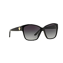 Versace - Black butterfly VE4277 sunglasses