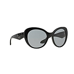 Prada - Black round '0PR26QS' sunglasses