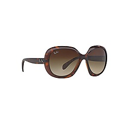 Ray-Ban - Brown  butterfly RB4208 sunglasses