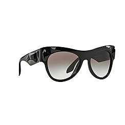 Prada - Black aviator '0PR22QS' sunglasses