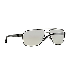 Polo Ralph Lauren - Green rectangle '0PH30880' sunglasses