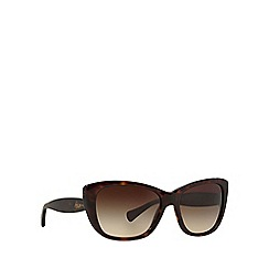 Ralph - Brown cat eye 0RA5190 sunglasses