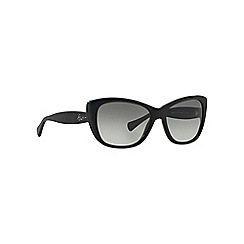 Ralph - Black cat eye 0RA5190 sunglasses