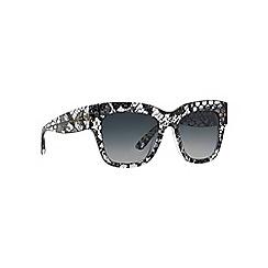 Dolce & Gabbana - Black DG4231 square sunglasses