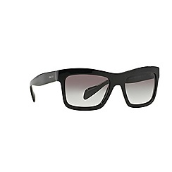 Prada - Black square '0PR25QS' sunglasses