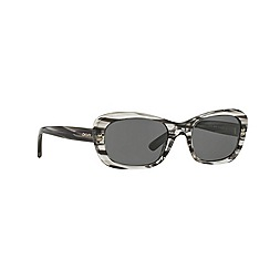 DKNY - Blue butterfly '0DY4118' sunglasses