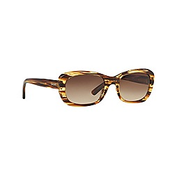 DKNY - Brown butterfly '0DY4118' sunglasses