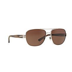 DKNY - Silver aviator DY5079 sunglasses