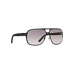 Gucci - Black aviator GG2253/S sunglasses