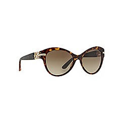 Versace - Brown round VE4283B sunglasses