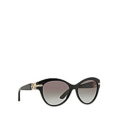 Versace - Black round VE4283B sunglasses