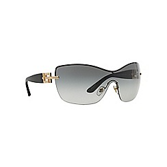 Versace - Black butterfly VE2156B sunglasses