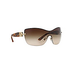 Versace - Brown butterfly VE2156B sunglasses