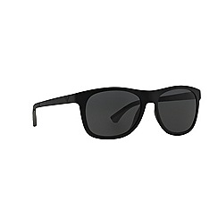 Emporio Armani - Black square EA4034 sunglasses