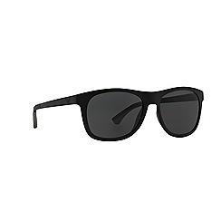 Emporio Armani - Black square EA4034 sunglasses