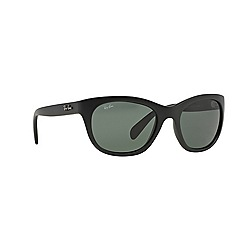 Ray-Ban - black  square RB4216 sunglasses