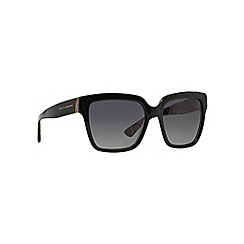 Dolce & Gabbana - Black square '0DG4234' sunglasses