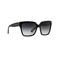 Dolce & Gabbana - Black square DG4234 sunglasses
