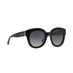 Dolce & Gabbana - Black round '0DG4235' sunglasses