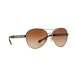Michael Kors - Gold pilot 0MK5003 sunglasses