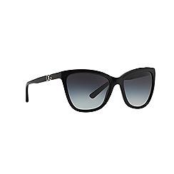 Dolce & Gabbana - Black oversize DG4193M sunglasses