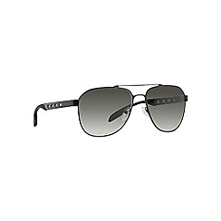 Prada - Black pilot PR 51RS sunglasses