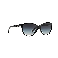 Dolce & Gabbana - Black round shape DG4171PM sunglasses