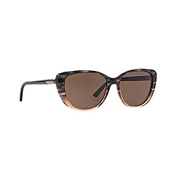 DKNY - Brown  cat eye DY4121 sunglasses
