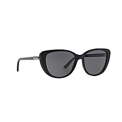 DKNY - Black cat eye DY4121 sunglasses