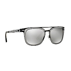 Emporio Armani - Black square EA2030 sunglasses