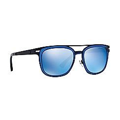 Emporio Armani - Dark Blue square EA2030 sunglasses