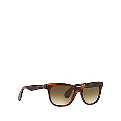 Ralph Lauren - Brown RL8119W square sunglasses