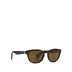 Ralph Lauren - Brown round RL8130P sunglasses
