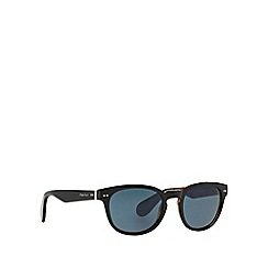 Ralph Lauren - Black RL8130P round sunglasses