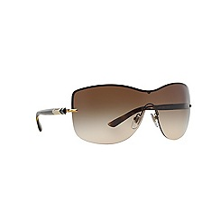 DKNY - Pale gold square DY5081 sunglasses