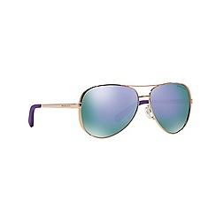 Michael Kors - Pink aviator CHELSEA MK5004 sunglasses