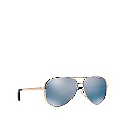 Michael Kors - Pink aviator MK5004 sunglasses
