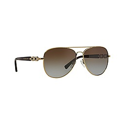 Michael Kors - Gold pilot 0MK1003 sunglasses