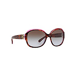 Michael Kors - Havana square 0MK6004 sunglasses