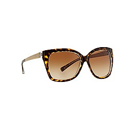 Michael Kors - Havana square 0MK2006 sunglasses