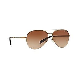 Michael Kors - Silver pilot 0MK1001 sunglasses