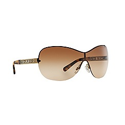 Michael Kors - Gold irregular 0MK5002 sunglasses