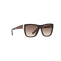 Gucci - Brown square shape GG3718/S sunglasses