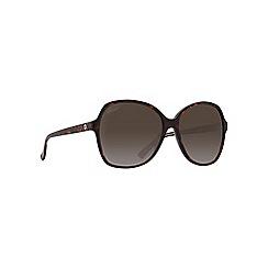 Gucci - Brown GG3721 square sunglasses