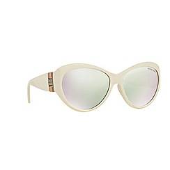 Michael Kors - White cat eye 0MK2002 sunglasses