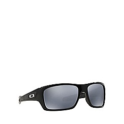 Oakley - Black rectangle 0OO9263 sunglasses