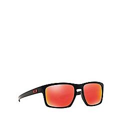 Oakley - Black rectangle OO9262 sunglasses
