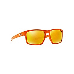 Oakley - Orange 'Sliver' OO9262 rectangle sunglasses