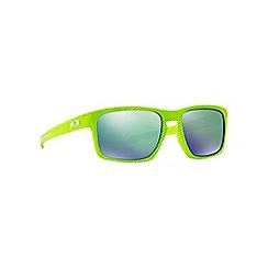 Oakley - Green 'Sliver' OO9262 rectangle sunglasses
