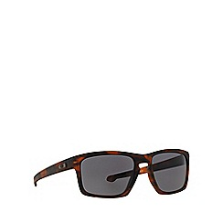 Oakley - Brown rectangle OO9262 sunglasses